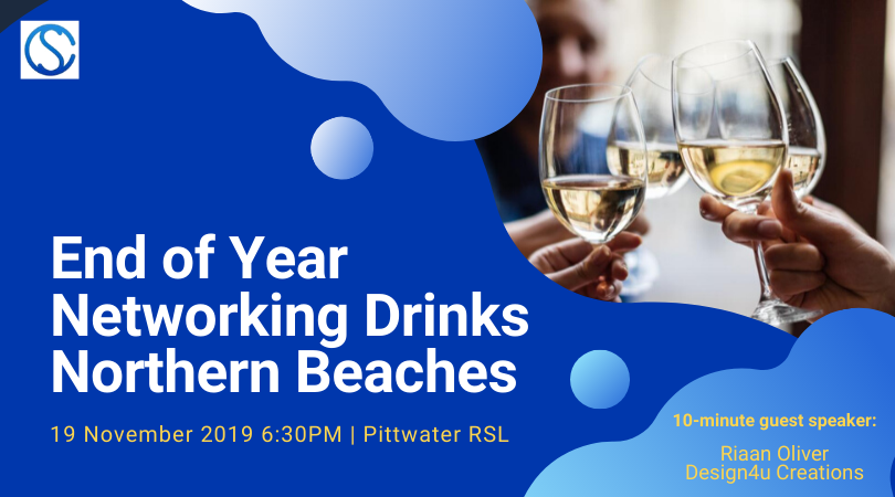 End of Year Networking Drinks - Northern Beaches